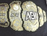 AEW Championship Title Belt Replica - Zees Belts
