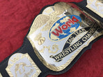 WWF WORLD TAG TEAM Brass Championship Replica Belt - Zees Belts