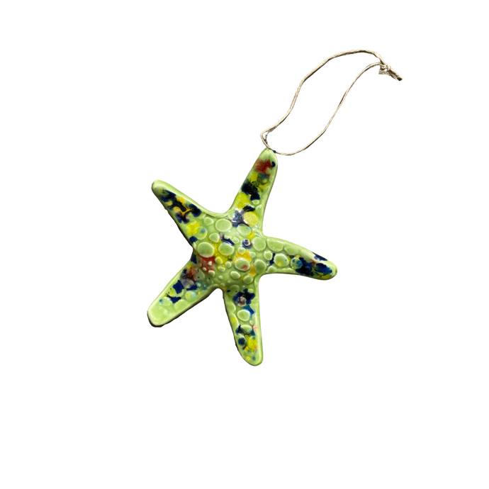 The Starfish Ornament