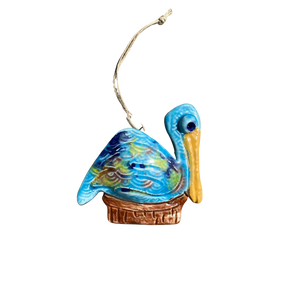 The Pelican Ornament