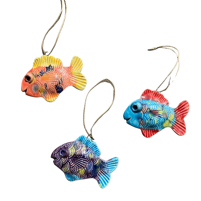 The Fish Ornament
