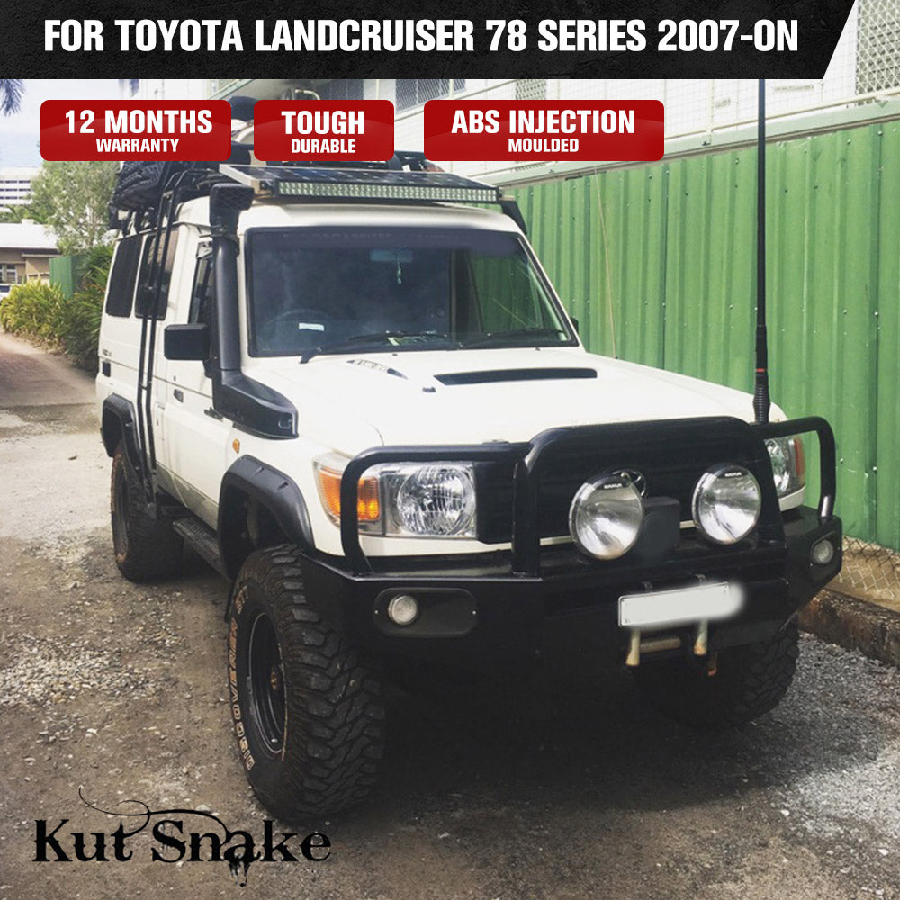 Kut Snake Flares for Toyota Landcruiser 73 74 75 77 78 79 Series-Up to