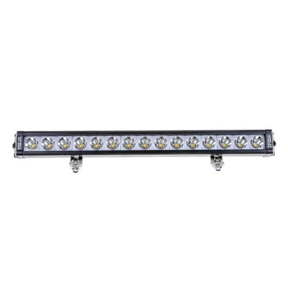 Great Whites 15 LED Bar Driving Light 4WD 4X4 Offroad Spotlight