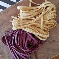 Pasta - fresh local free-range egg pasta, fettuccine, 200g = 2 serves