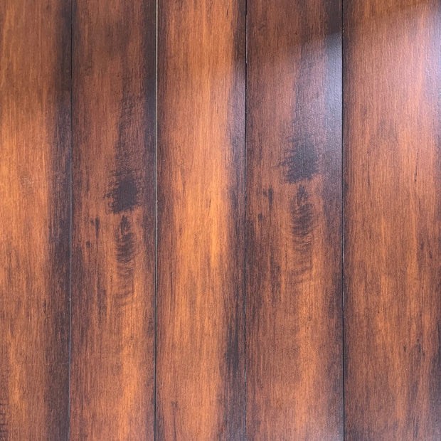 Load image into Gallery viewer, 12mm French Bleed Walnut Laminate Wood Flooring