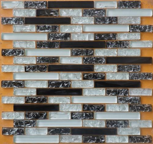 Crackled 195-98 12x12 Mosaic Tile