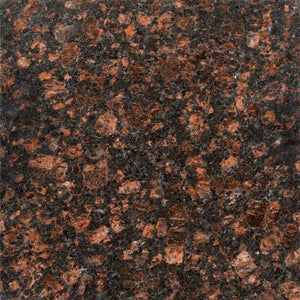 "Tan Brown - 4"" Tall Backsplash - 2cm Thick - Minimum 96"" piece"
