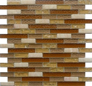 Crackled 236-98 12x12 Mosaic Tile