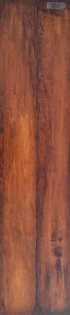 Load image into Gallery viewer, 12mm French Bleed Roasted Pecan Laminate Wood Flooring