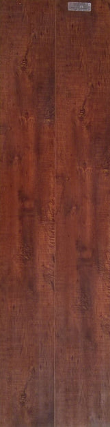 Load image into Gallery viewer, 12mm Handscraped Chestnut Laminate Wood Flooring