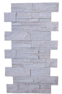 Ledger Stone White Lime Stone 6x24