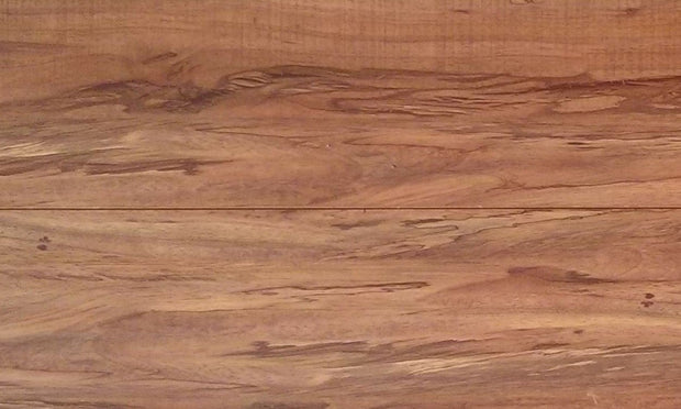 Load image into Gallery viewer, 12mm Handscraped Blonde Laminate Wood Flooring