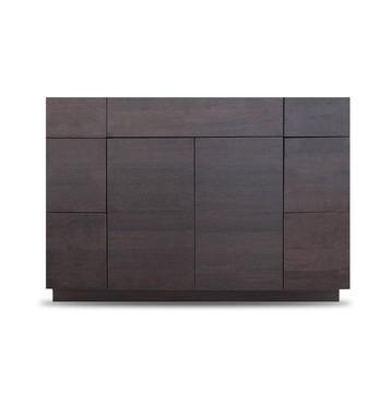 48 Inch Bathroom Cabinet Vanity African Wenge  LEFT/Right  Drawers