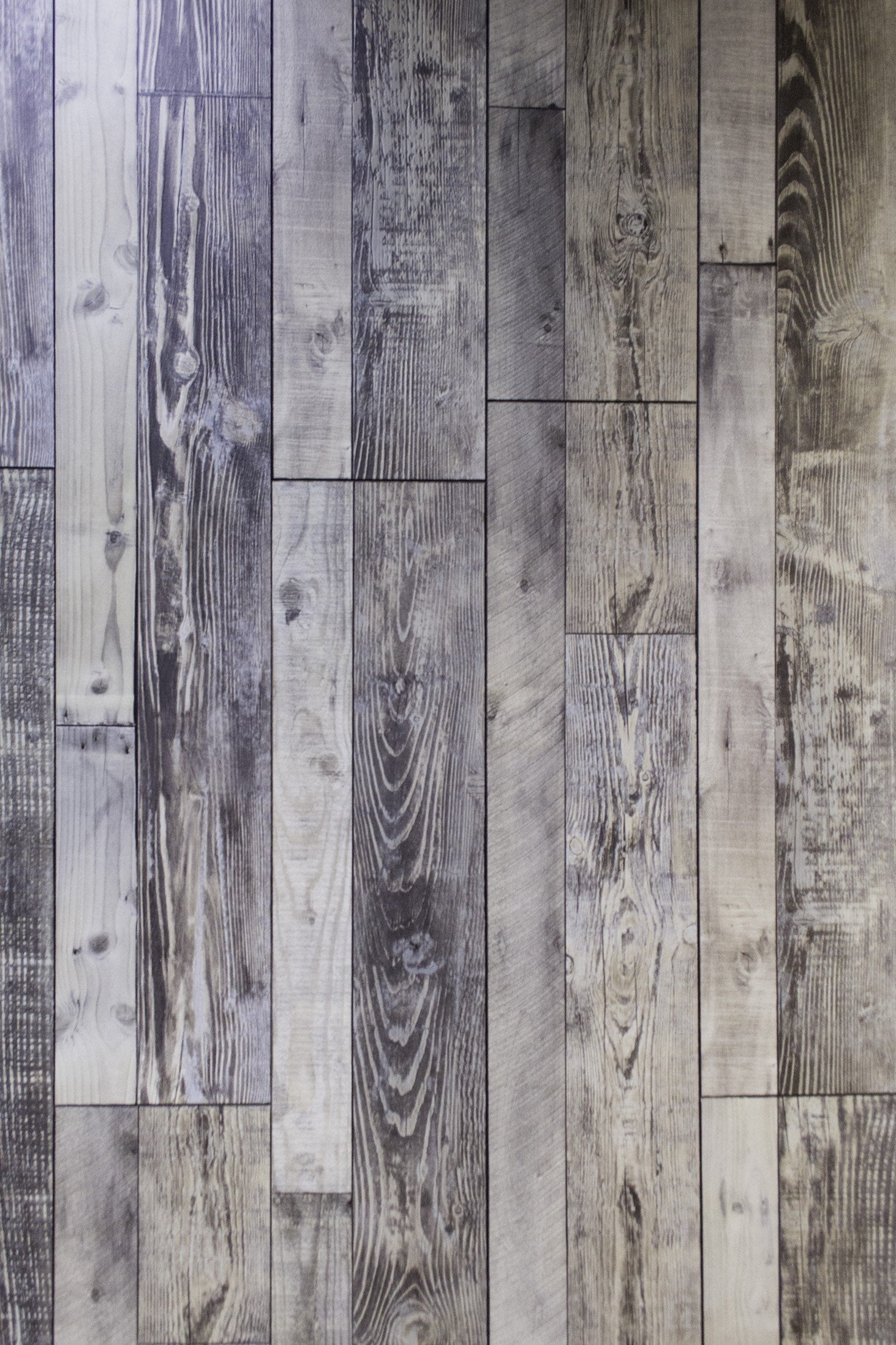 Barnwood Cloud Pad Attached Laminate Wood Flooring