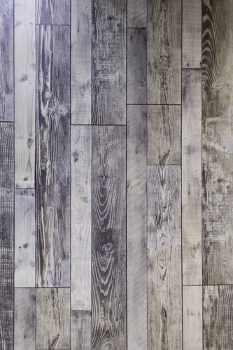 Barnwood Cloud - Pad Attached Laminate Wood Flooring