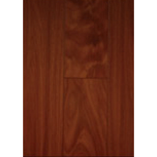 Load image into Gallery viewer, Laminate Wood Stair Tread - Brazilian Cherry