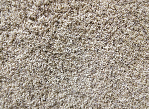 Super Poly Residential Plush Carpet Beige - CAR1016