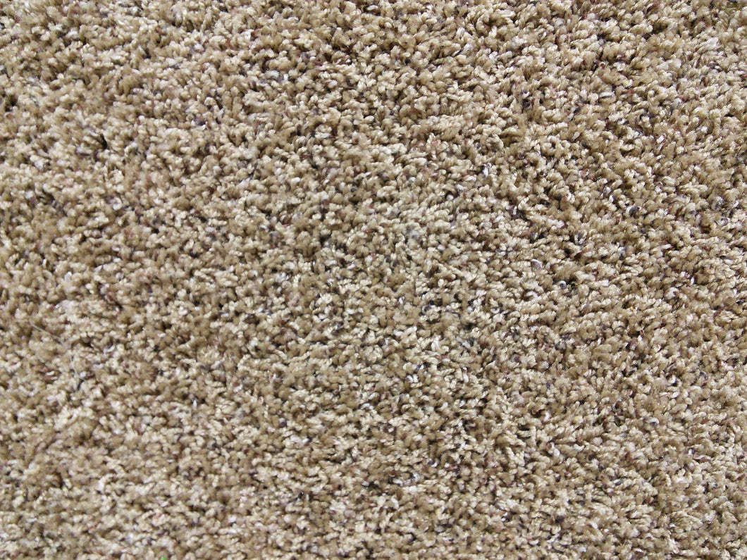 Standoff Residential Plush Carpet Sandalwood - CAR1043