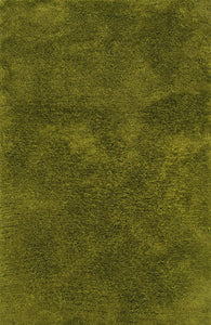 Cosmo Shag Collection - 5 x 7 - Olive