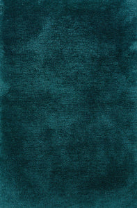 Cosmo Shag Collection - 10 x 13 - Aqua