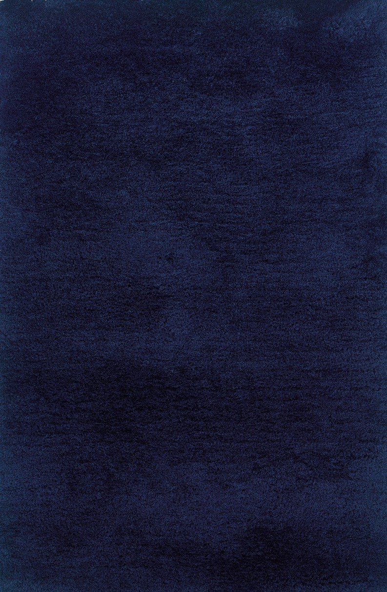 Cosmo Shag Collection - 3.3 x 5.3 - Navy