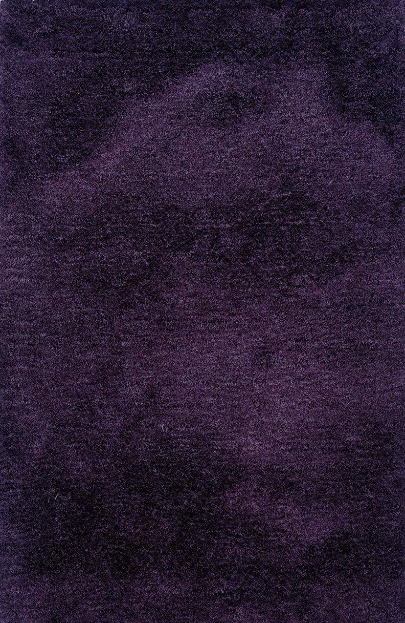 Cosmo Shag Collection - 6.6 x 9.6 - Violet