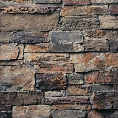 Bucks County Country Cultured Ledger Stone