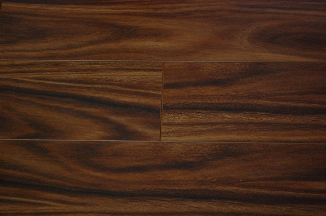 Laminate Wood Stair Tread - Brazilian Walnut