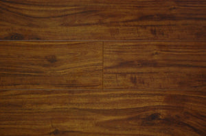 12mm Random Length Pad Attached Red Chestnut Laminate Wood Flooring