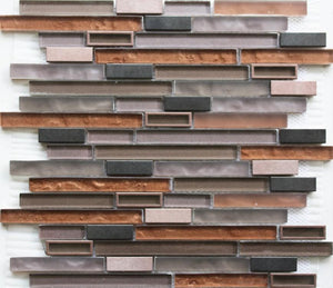 Stainless YS54 12x13 Mosaic Tile