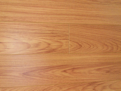 Laminate Wood Stair Tread - American Cherry