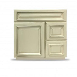 "32.5"" High - Old Height Vanity - VA3-Oldtown-V3021D Left"