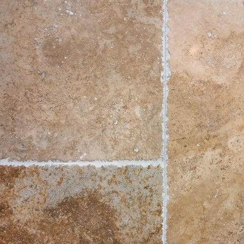 French Pattern Travertine Rustic Country