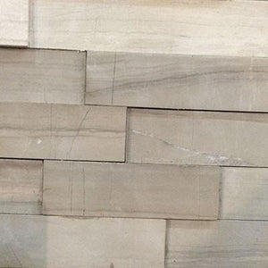 "White Wood Limestone Ledger (UNVN) ""6x24"""