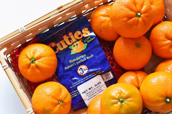Cuties Clementine Oranges