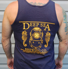 Deep Sea Brewing Company - Tank Top