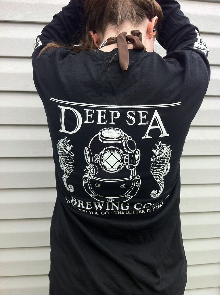 Deep Sea Brewing Company Shirt - Long Sleeve