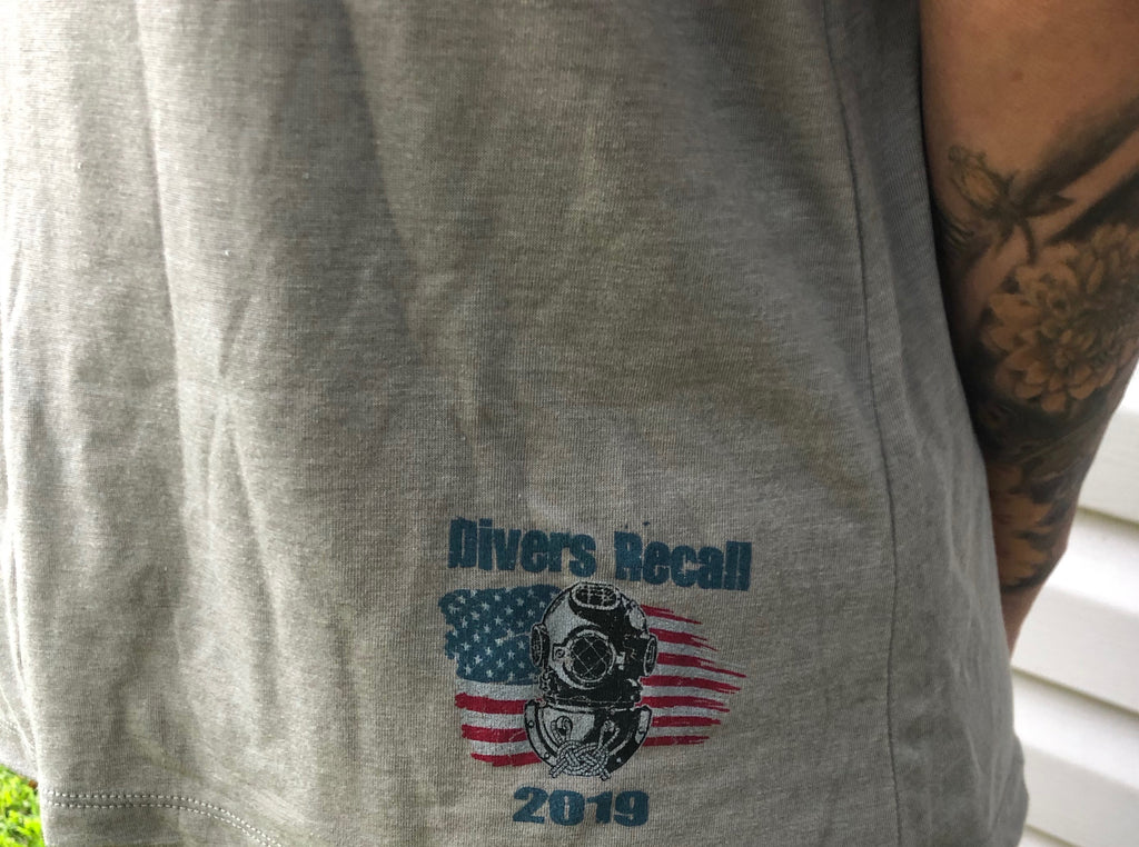 2019 Ladies Recall T-Shirt