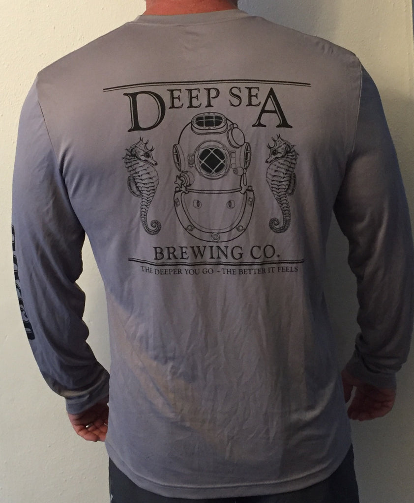 Cool Dry SPF 50+ Brewing Company shirt