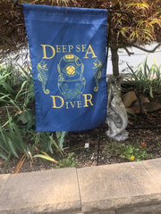 Deep Sea Garden Flag