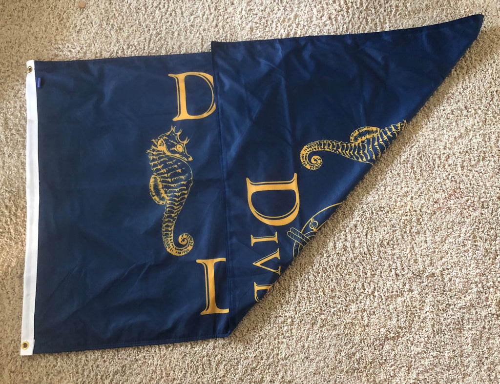 Deep Sea Flag