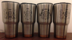 30oz. Stainless Steel Tumbler