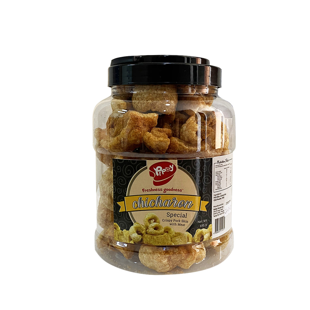 Pork Chicharon Special Jar