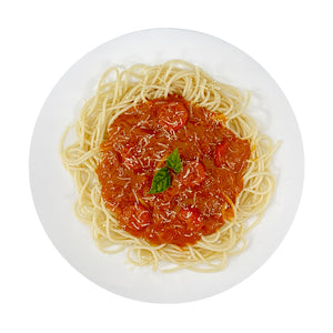 Cheesy and Meaty Spaghetti Sauce