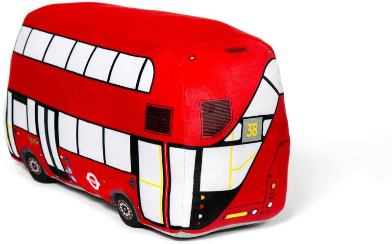New Bus for London Soft Toy