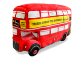 London Routemaster Bus Soft Toy - Red Harrods Edition