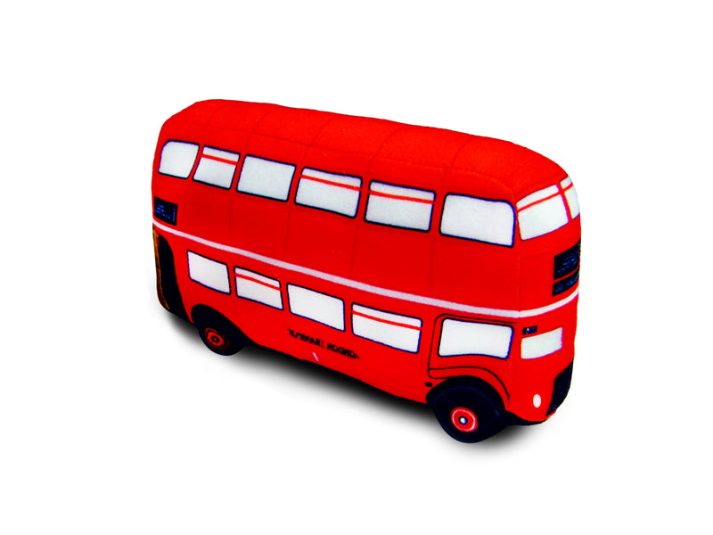 Mini Routemaster Bus Soft Toy