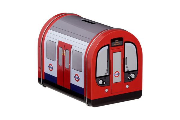 London Underground Train Money Box