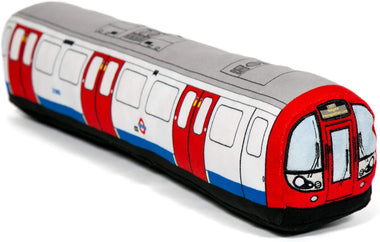 London Underground Train Soft Toy