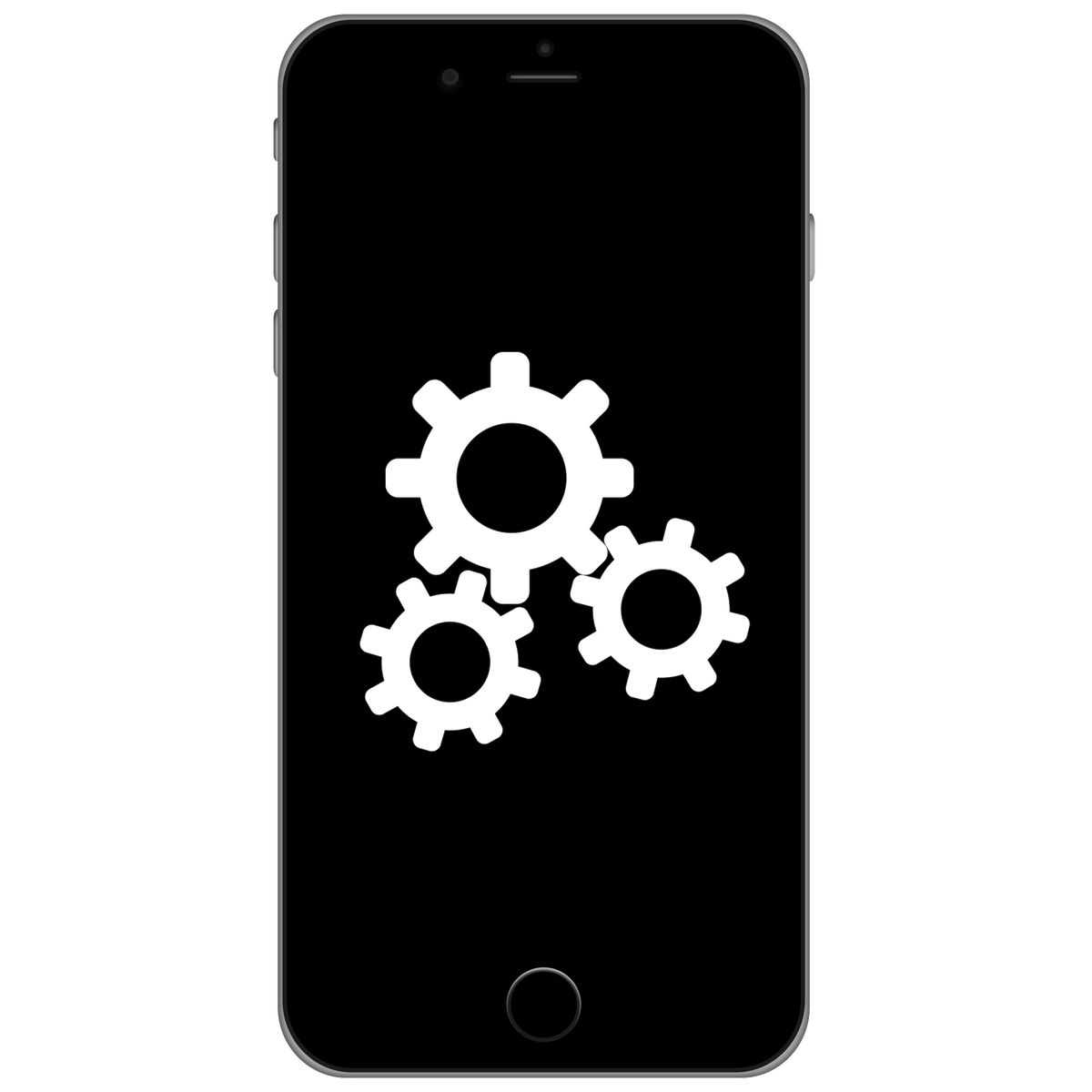 Repair iPhone 8 Plus Software - TechPros